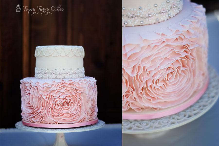 Topsy-Turvy-Cakes-gumpaste-rosette-ruffles