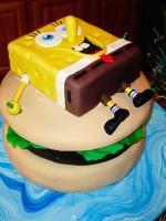 Topsy-Turvy-Cakes-spongebob
