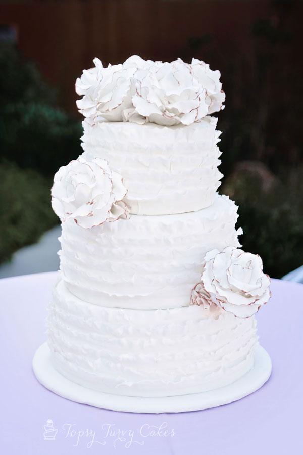 Wedding Cakes - Ashlee Marie Cakes