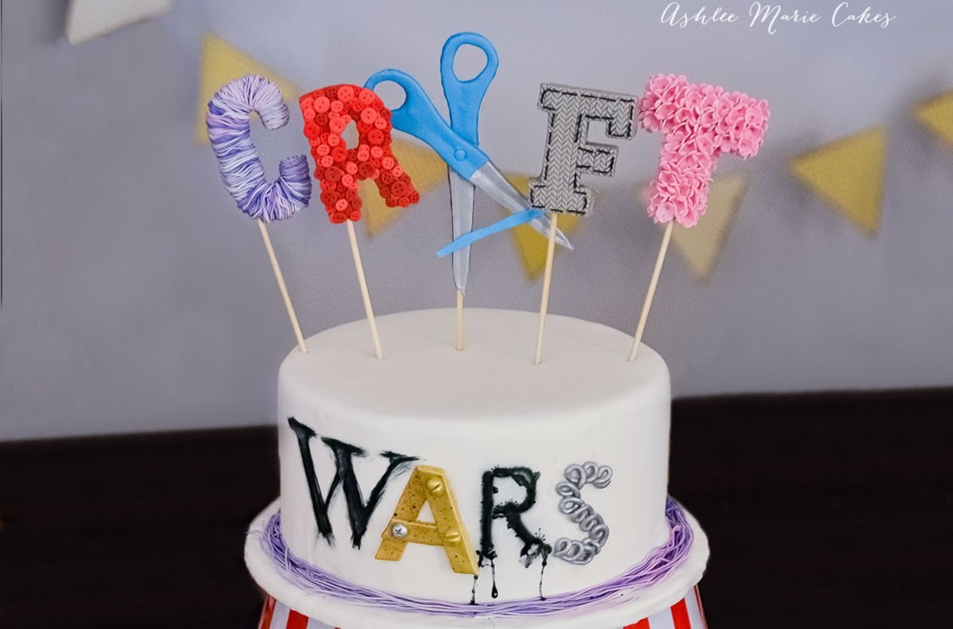 themed-craft-wars-fondant-airbrushed-and–painted-cake-ashlee-marie-cakes